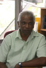 Alex Arokiam - Founder and Executive Director