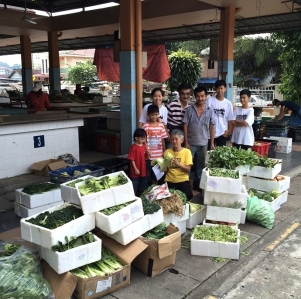 Vegetable Donation 1a